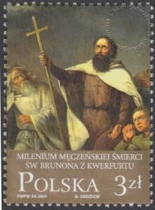 Milenium męczeńskiej śmierci św. Brunona z Kwerfurtu - 4281
