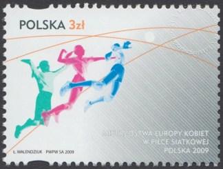 Mistrzostwa Europy Kobiet w Piłce Siatkowej Polska 2009 - 4299