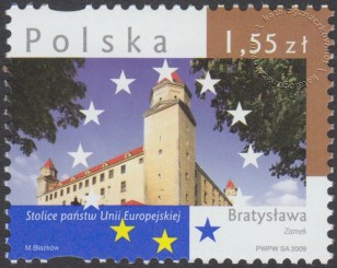 Stolice Państw Unii Europejskiej - 4300
