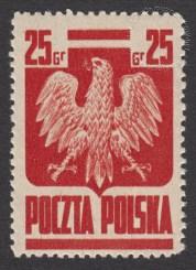 Znaczki obiegowe tzw. Goznak - 342I