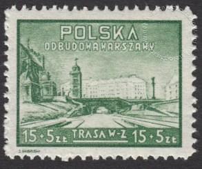 Trasa Wschód-Zachód w Warszawie - 467
