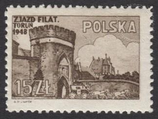 Zjazd filatelistów w Toruniu - 468