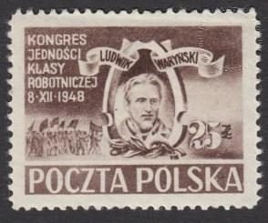 Kongres Jedności Klasy Robotniczej - 481