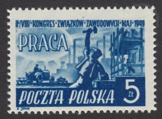 VIII Kongres Związków Zawodowych - 493