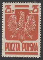 Znaczki obiegowe tzw. Goznak - 342II