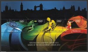 Igrzyska XXX Olimpiady Londyn 2012 - ark. 4424-4427