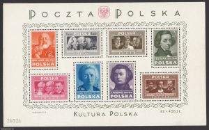 Kultura Polska - Blok 10