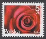 Kwiaty i owoce - znaczek nr 4639