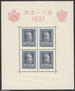 Wizyta króla Rumunii w Polsce - Blok 3