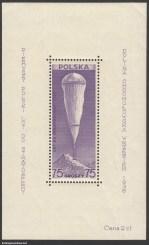 Pierwszy polski lot do stratosfery - Blok 6