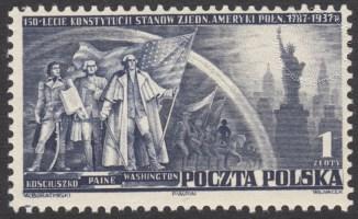 150 rocznica uchwalenia Konstytucji Stanów Zjednoczonych - 305