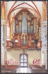 Zabytkowe organy w Polsce - 5014