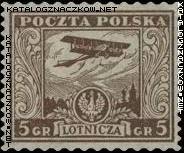 Wydanie na przesyłki lotnicze - 219