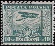 Wydanie na przesyłki lotnicze - 220