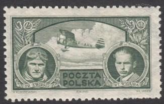 Zwycięzcy Challenge'u - Franciszek Żwirko i Stanisław Wigura - 259