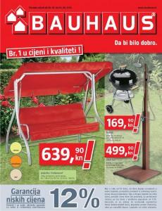 Bauhaus Katalog Srpanj