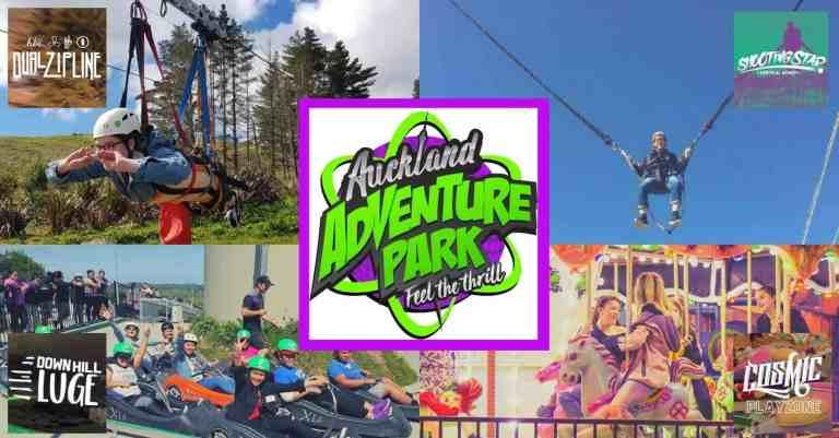 Auckland Adventure Park Hibiscus Coast