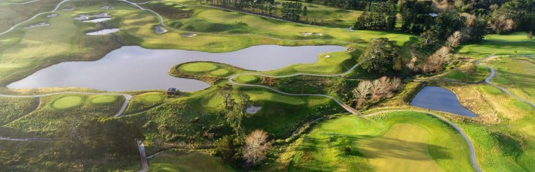 Whangaparaoa Golf Club in Hibiscus Coast