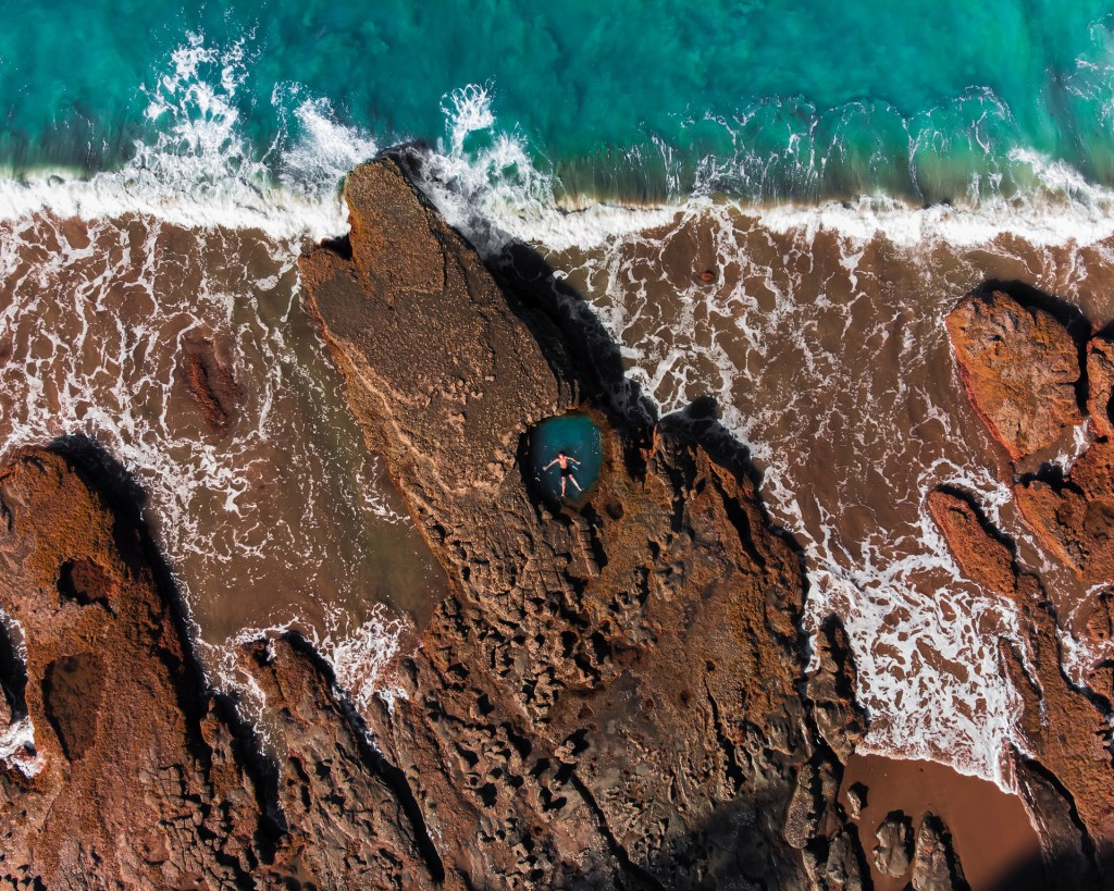 Hibiscus Coast Secret Rock Pool