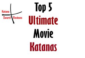 Top 5 Katanas - 47 Ronin