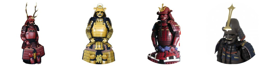 Real Samurai Armor for Sale