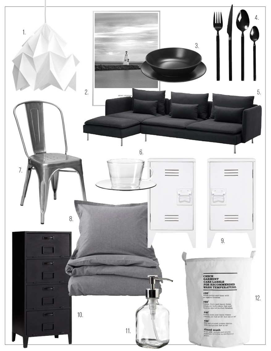 Katarina Natalie - New Apartment Interior Wanties