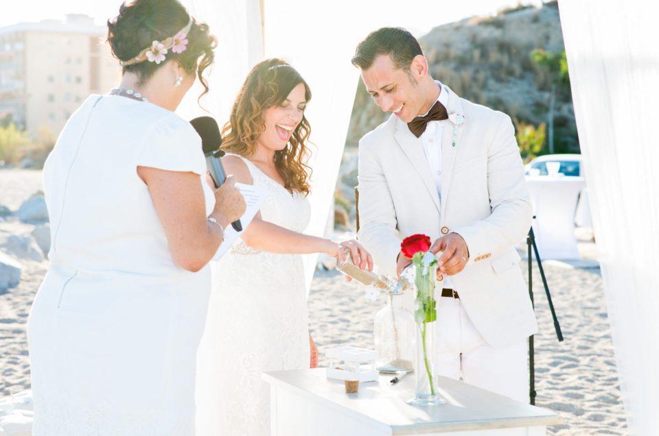 boda en la playa Barcelona