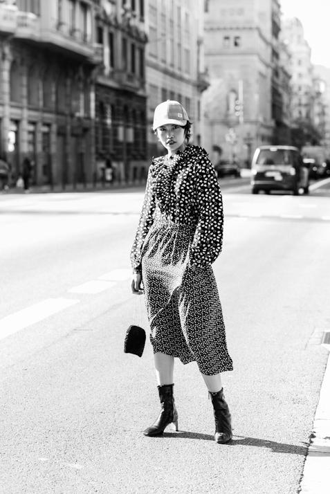 sesión de fotos fashion blogger Barcelona