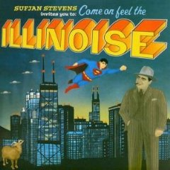 (Come on feel the) Illinoise. Kaleidoscopic, if that's a real word.