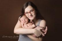 fotografia noworodkowa rodzinna kraków