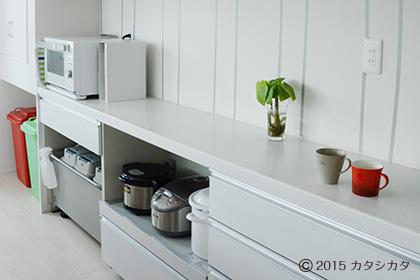 くらお宅のビフォーアフター キッチン編④ - ニトリ『インボックス』