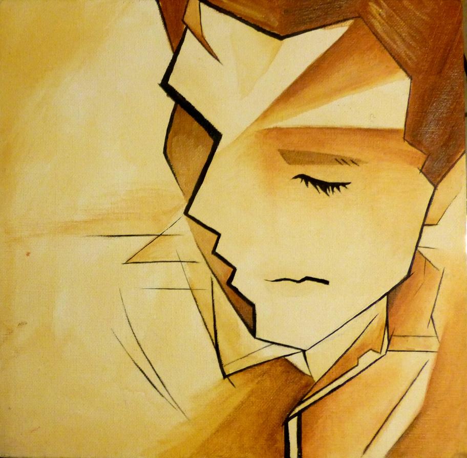 Jacques L'Artiste - Oil Painting