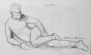 10-Minute Figure Drawing