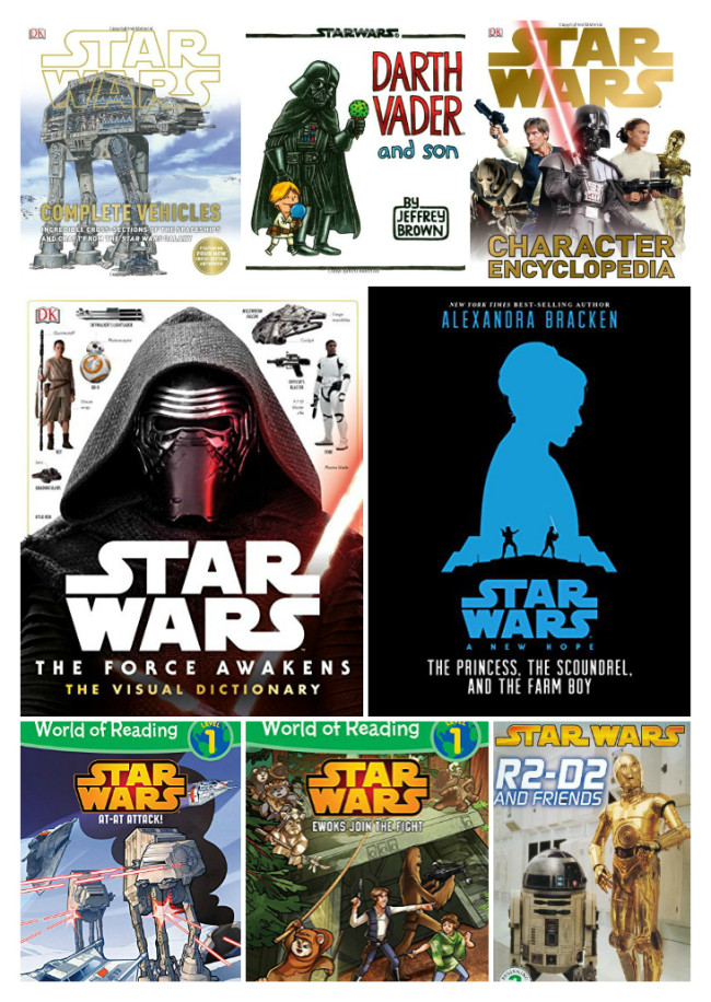 star wars books for