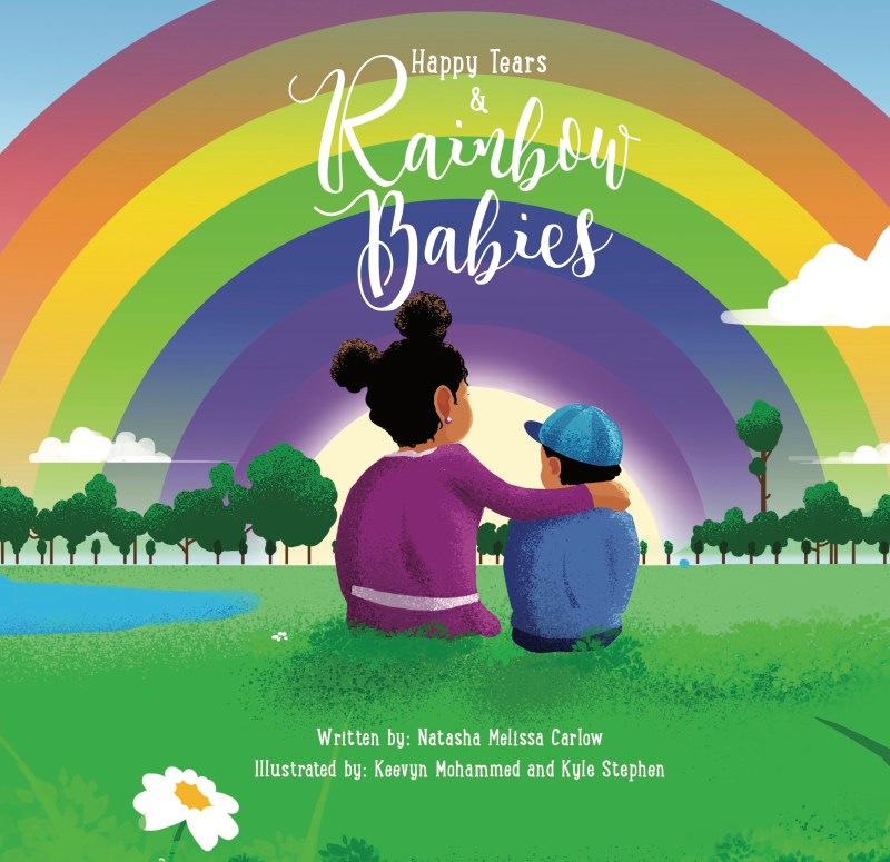 Happy Tears and Rainbow Babies