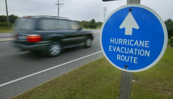 Image result for hurricane evacuation