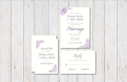 Wedding 8 - Wedding Stationary