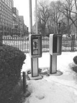 Pay phones in Boston