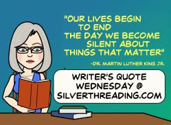 writer's quote wednesday