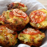 The Best Savoury Muffins