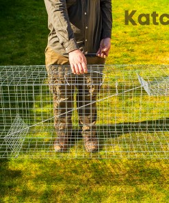 fox trap live catch