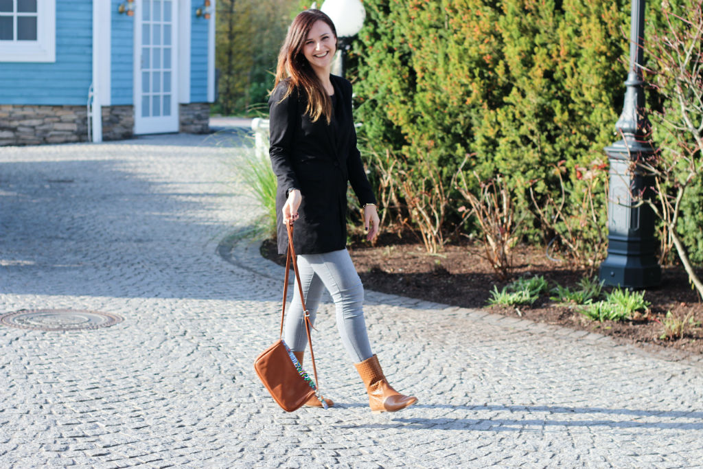 Intramontabile Boots with Longblazer and Top from Saint Tropez_02