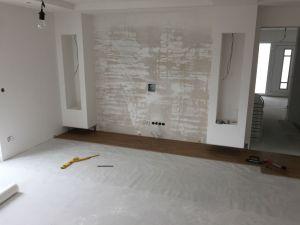 DIY living room wall at HOMIFY_07