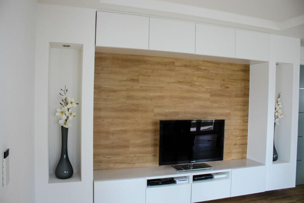 DIY living room wall at HOMIFY_11