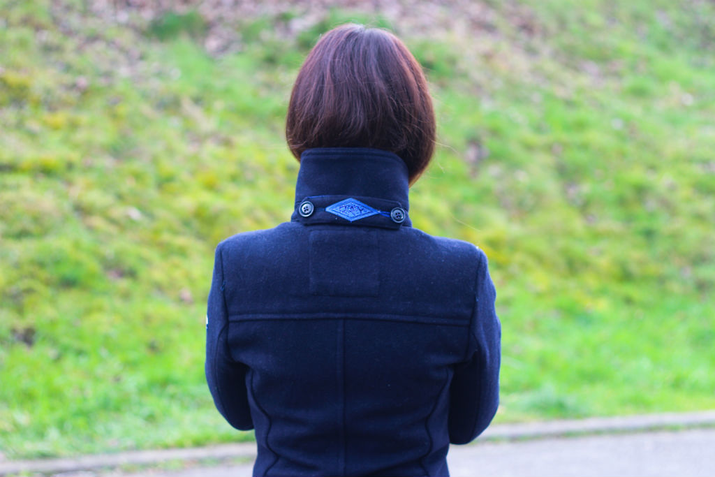 Superdry Bridge Coat in blue_02