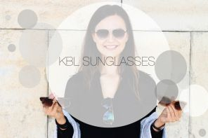 Sponsored   Must-Have Designer Sunglasses from KBL for summer 2016