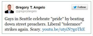 gregory t angelo pride tweet
