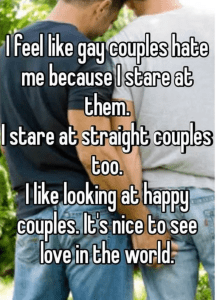 stare at all couples