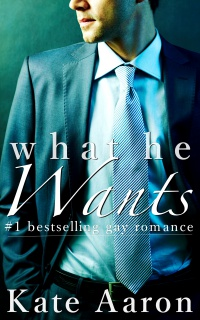 what he wants second edition cover kate aaron mm romance lgtb gay