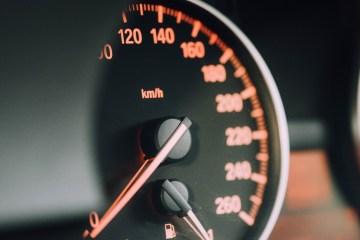 dmv driving speedometer